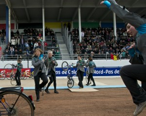 Performance at Roubaix, France