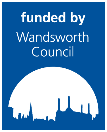 logo for Wandsworth Council funding