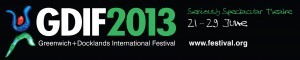 Greenwich & Docklands International Festival logo
