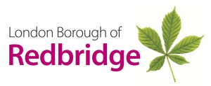 logo for the London Borough of Redbridge
